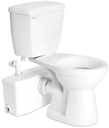 How Does an Upflush Toilet Work
